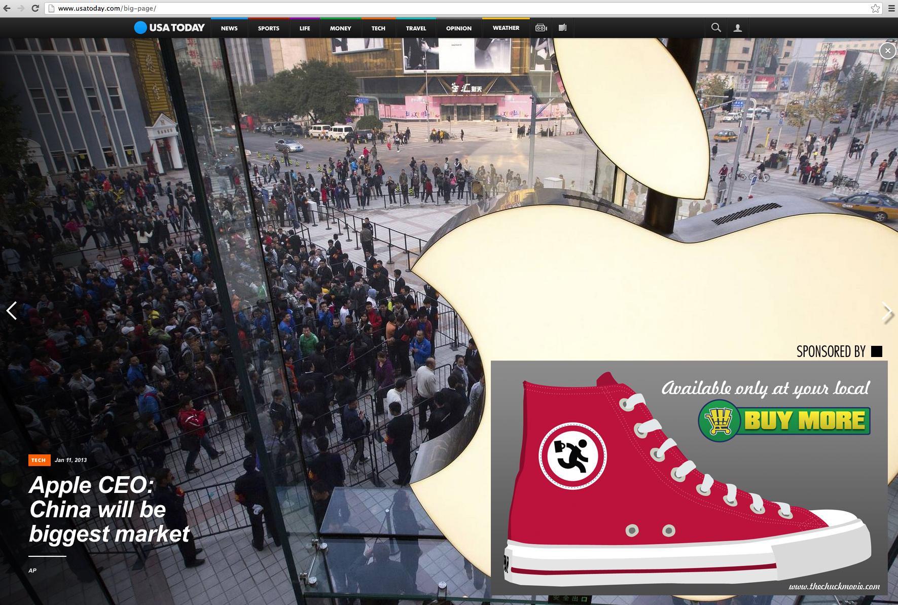 apple ad